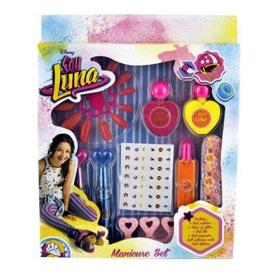 Soy Luna Coffret cadeau coffret manucure et accessoires nail art - 9pcs Soy Luna Coffret cadeau coffret manucure et accessoires nail art - 9pcs SOY LUNA