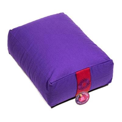 Épais coussin violet méditation et yoga Chakra 7 CBK 1da5d643838
