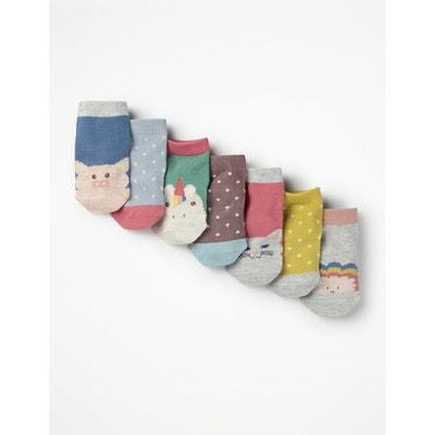 Coffret de 7 paires de chaussettes Coffret de 7 paires de chaussettes BODEN