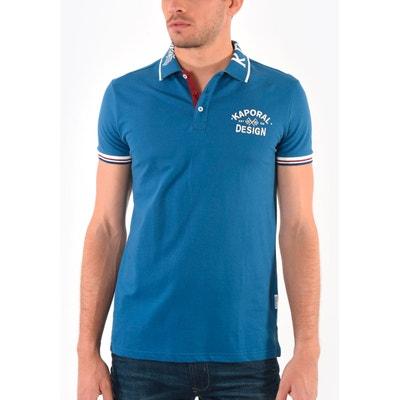 Short-Sleeved Plain Polo Shirt KAPORAL 5