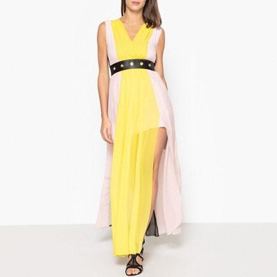 Colourblock Voile Maxi Dress Colourblock Voile Maxi Dress LIU JO