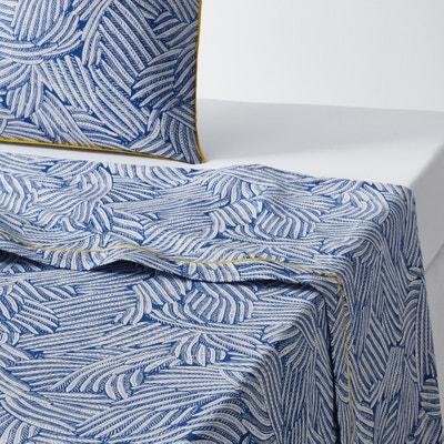 Sábana estampada, Mistral Bleu La Redoute Interieurs