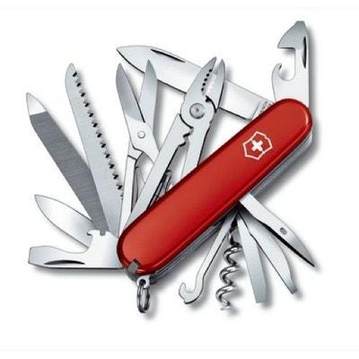 Couteau Suisse de Poche - 24 Pieces - Victorinox Handyman - 1.3773 - Rouge Couteau Suisse de Poche - 24 Pieces - Victorinox Handyman - 1.3773 - Rouge VICTORINOX