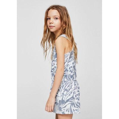 Salopette, combinaison fille - Vêtements 3-16 ans Mango kids en ... a00c48a14ab1