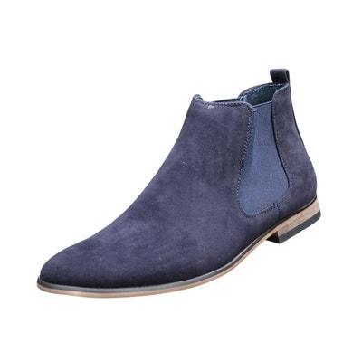 en elastique Chaussure homme solde La Redoute YEdFwdq