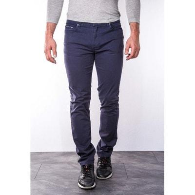 Jeans RL80 stretch coupe droite ajustée gabardine RICA LEWIS