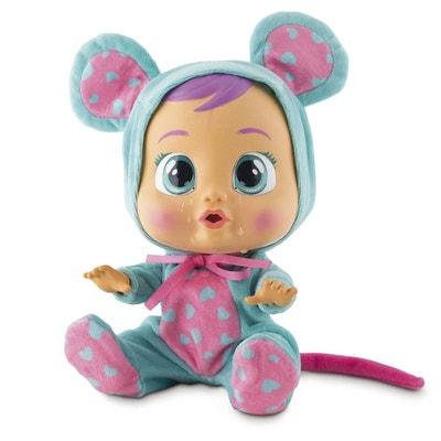 Poupée intéractive : Cry Babies : Lala Poupée intéractive : Cry Babies : Lala IMC TOYS