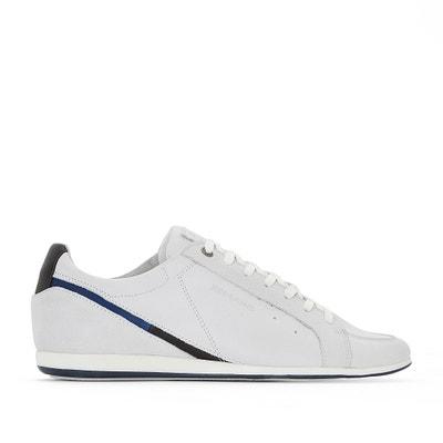 Ledersneakers