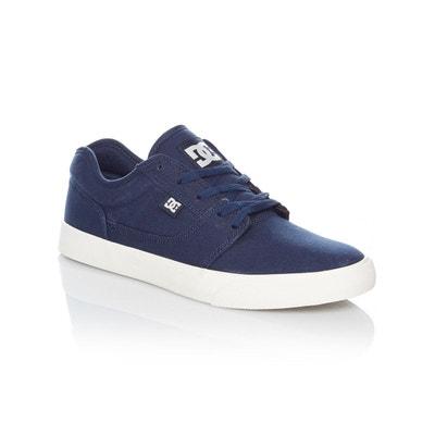 Chaussures DC Shoes Tonik TX navy white DC SHOES 9d0aa23afa22