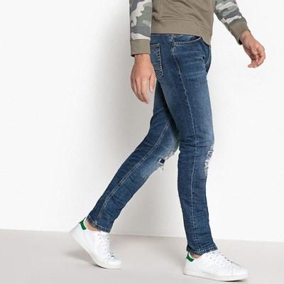 Jeans homme La redoute collections en solde   La Redoute 09db9c2901ff