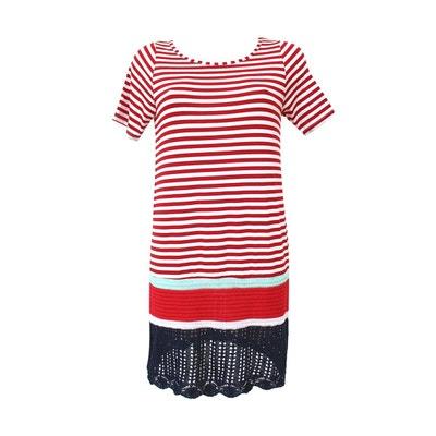 e119b4036b0aa Chale rouge pour femme en solde   La Redoute