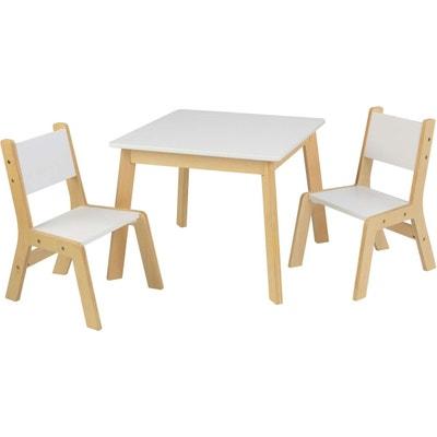 Ensemble table moderne + 2 chaises Ensemble table moderne + 2 chaises KIDKRAFT
