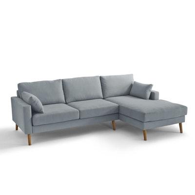 Canapé d'angle fixe Stockholm, confort Excellence Canapé d'angle fixe Stockholm, confort Excellence La Redoute Interieurs