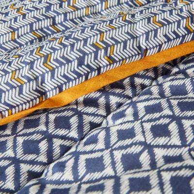 Manta em voile de algodão acolchoado Amone Manta em voile de algodão acolchoado Amone La Redoute Interieurs