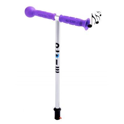 Accessoire Trottinette Micro Poignee Klaxon Violette MICRO MOBILITY