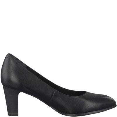 Congo Leather Court Shoes Congo Leather Court Shoes TAMARIS