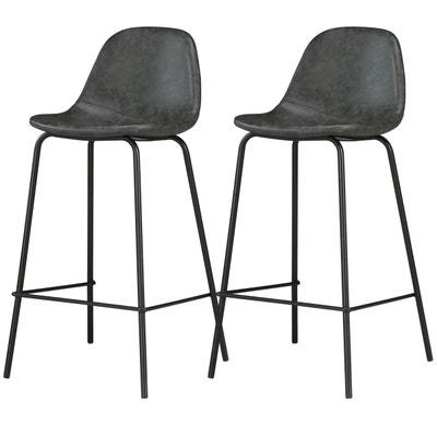Chaise de bar Henrik (lot de 2) Chaise de bar Henrik (lot de 2) RENDEZ VOUS DECO