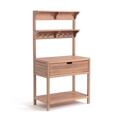 Mesa de jardín, madera de acacia FSC* CALEB Mesa de jardín, madera de acacia FSC* CALEB La Redoute Interieurs