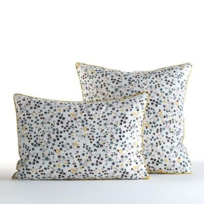 Olenna Pre-Washed Percale Single Pillowcase Olenna Pre-Washed Percale Single Pillowcase AM.PM.