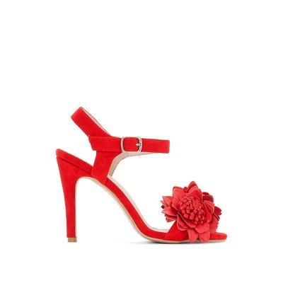 Redoute en La Chaussures bordeaux solde RqwgA