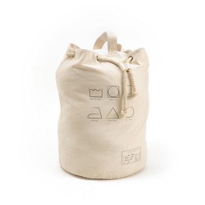 DIUDA Cotton Laundry Bag DIUDA Cotton Laundry Bag La Redoute Interieurs