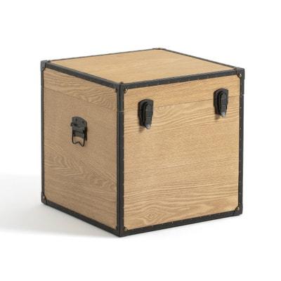 Caja baúl para organización Al. 40 cm TIMA Caja baúl para organización Al. 40 cm TIMA La Redoute Interieurs