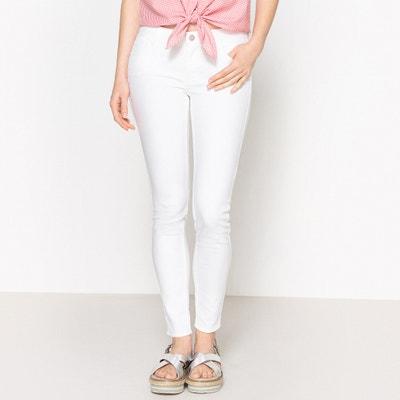 Nelly White Skinny Jeans REIKO