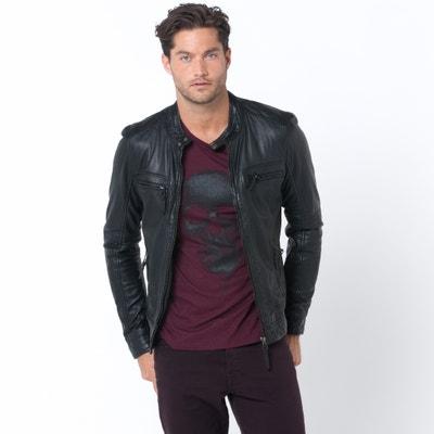 Leather Jacket OAKWOOD