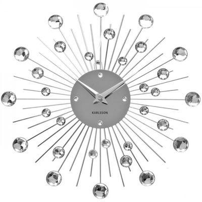 Horloge Karlsson Murale Crystal Horloge Karlsson Murale Crystal GRAHAM ET BROWN
