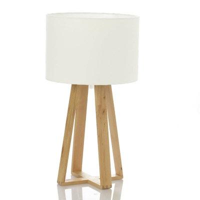 lampe scandinave avec pied en bois lampe scandinave avec pied en bois decoratie - Luminaire Style Scandinave