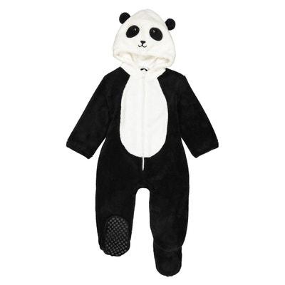 Surpyjama déguisement panda 1 mois - 3 ans Surpyjama déguisement panda 1 mois - 3 ans LA REDOUTE COLLECTIONS