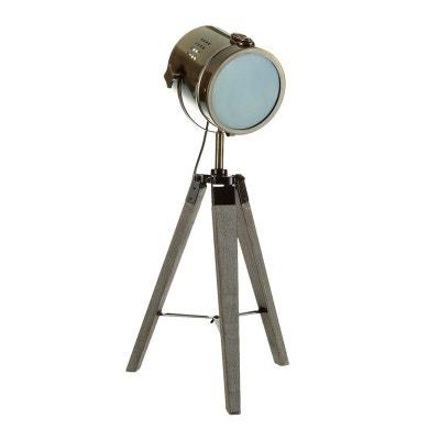 Lampe projecteur cinéma 68cm DECORATIE