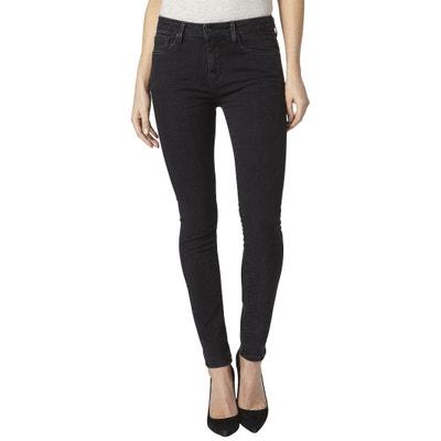 Skinny jeans met hoge taille REGENT PEPE JEANS