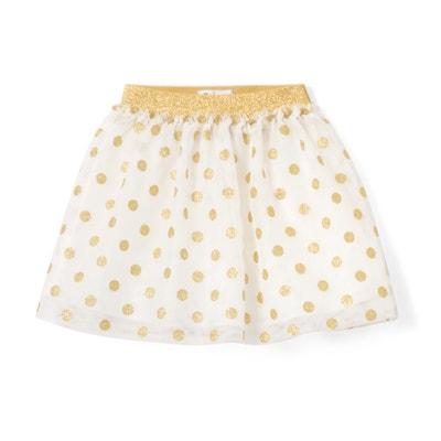 Falda de fiesta de tul, 1 mes - 3 años Falda de fiesta de tul, 1 mes - 3 años La Redoute Collections