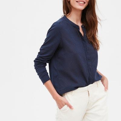 T-shirt scollo tunisino maniche lunghe TAME SHIRT T-shirt scollo tunisino maniche lunghe TAME SHIRT HARTFORD