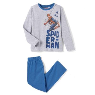 Pyjama, Jersey, 2-12 Jahre AMAZING SPIDERMAN