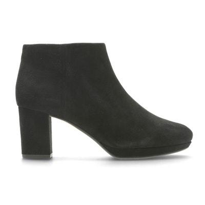 Leren boots Kelda Nights CLARKS