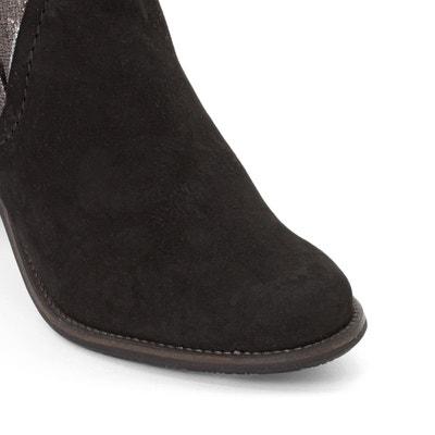 Candy Leather Ankle Boots Candy Leather Ankle Boots DKODE