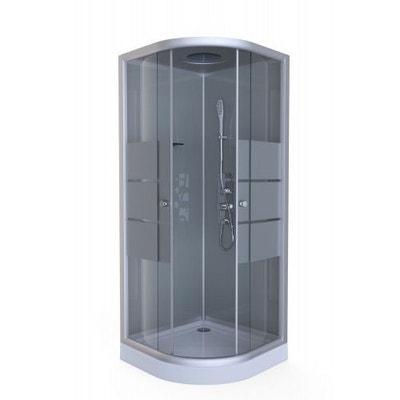Cabine de douche avec radio | La Redoute