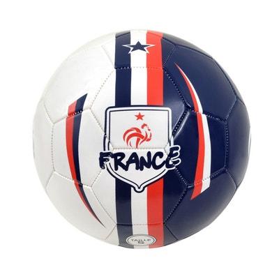 Ballon de Football T.5 FFF Flag Bleu/Blanc/Rouge MADE IN SPORT