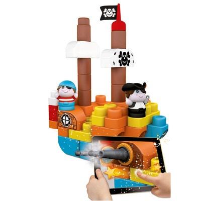 Blocs de construction App Toys : 60 pièces : Ile aux trésors Blocs de construction App Toys : 60 pièces : Ile aux trésors CHICCO