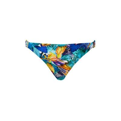 AUBADE Bas de maillot de bain à rayures Ocean Bow Sortie D'usine De Livraison Gratuite YeKdM