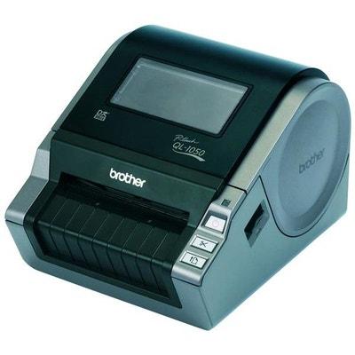Imprimante d'étiquette Brother QL-1050 300 dpi - 110 mm/sec Mono USB Imprimante d'étiquette Brother QL-1050 300 dpi - 110 mm/sec Mono USB DEVOLO