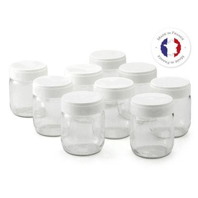 Pots supplémentaires pour la yaourtière 430 301 Pots supplémentaires pour la yaourtière 430 301 LAGRANGE