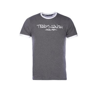 T-Shirt TICLASS 3 - existe en plusieurs coloris TEDDY SMITH