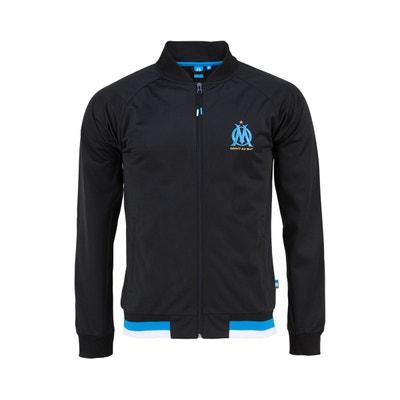 survetement Olympique de Marseille noir