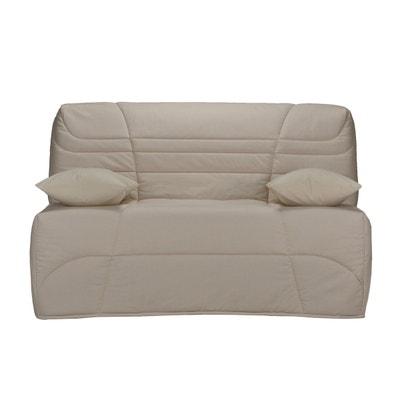 banquette bz mousse standard 9 cm la redoute interieurs - Canape Lit Confortable