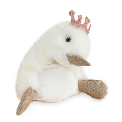 Peluche princesa, quá-quá, 30 cm, branco, CC7033 Peluche princesa, quá-quá, 30 cm, branco, CC7033 HISTOIRE D'OURS