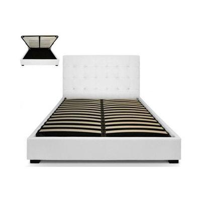 lit coffre 160 x 200 cm en solde la redoute. Black Bedroom Furniture Sets. Home Design Ideas