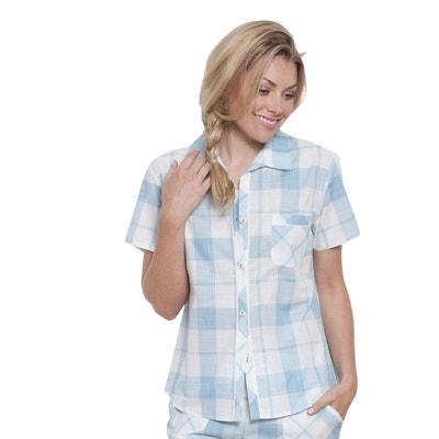 Haut Pyjama Coton CAMILLA Haut Pyjama Coton CAMILLA CYBERJAMMIES